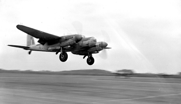 NF landing