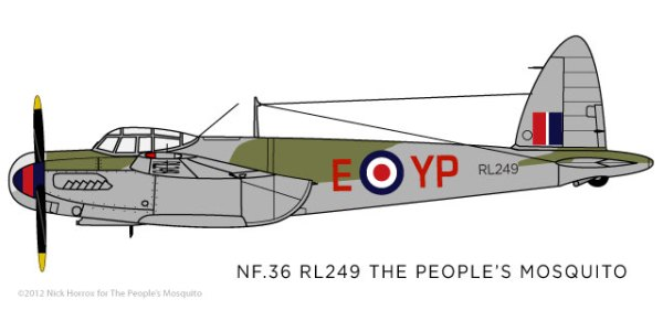 RL249 The People's Mosquito