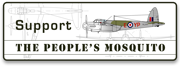 Support The People's Mosquito